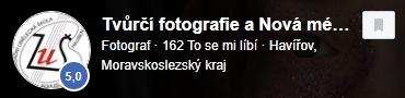 Facebook - Tvůrčí fotografie - ZUŠ Bohuslava Martinů